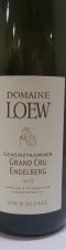 Domaine Loew - Gewurztraminer Gc Engelberg