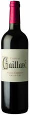 Chateau Gaillard - Châteaux Gaillard - Grand Cru Classé - Bio - Bordeaux - Rouge
