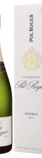 Champagne Pol Roger - Champagne Pol Roger Brut Reserve + Etui
