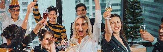 Comment organiser une (bonne) soirée d'entreprise ?