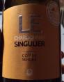 Le Chardonnay Singulier - Combe Sereine