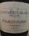 Pouilly-Fuissé Terroir