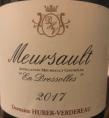 Meursault En Dressolles