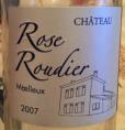 Rose Roudier Moelleux