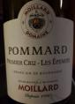 Pommard Premier Cru - Les Epenots
