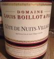Domaine Louis Boillot Et Fils - Côte de Nuits-Villages