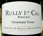 Rully 1er Cru Rabourcé - Comtesse Yvert