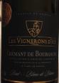 Crémant de Bourgogne - Bru - Blanc de Blancs