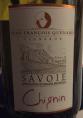Savoie Chignin