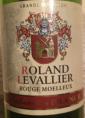 Roland Levallier - Rouge Moelleux