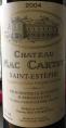 Château Mac Carthy