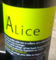 Cuvée Alice