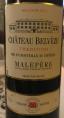 Château Belvèze - Tradition