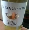 Le Dauphin - Château Le Raz
