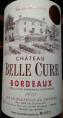 Château Belle Cure Rouge