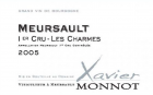MEURSAULT 1er Cru Les CHARMES