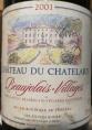 Château du Châtelard Beaujolais-Villages