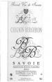 Chignin Bergeron B de Bouvet