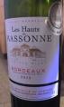Les Hauts de Massonne Bordeaux