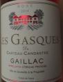 Les Gasques du Château Candastre