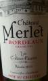Chateau Merlet