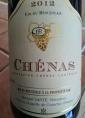 Chénas  Vin du Beaujolais