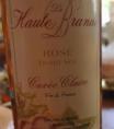 Rosé Demi-Sec Cuvée Claire