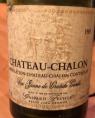 Château Chalon Gaspard Feuillet
