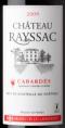 Château Rayssac 'L'Essentiel'