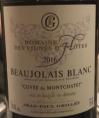 Beaujolais Blanc -