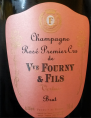 Rosé Brut Vertus Premier Cru