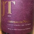 Château de Nages - Cuvée JT