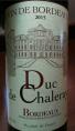 Duc de Chaleray