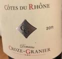 Domaine Croze-Granier