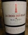 Château La Croix des Blais - Malbec