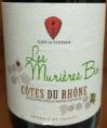 Les Murières Bio - Côtes du Rhône