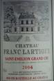 Château Franc Lartigue