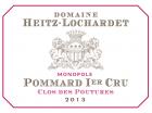 Pommard Premier Cru Clos des Poutures Monopole