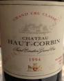 Château Haut-Corbin