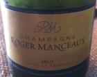 Champagne Roger Manceaux - Brut Cuvée Réserve