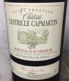 Château Lestrille Capmartin - Cuvée Prestige