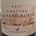 Château Lagrave-Aubert