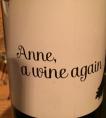 Anne a wine again