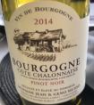 Bourgone Côte Chalonnaise