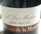 Mercurey Villages Le Saut Muchiau