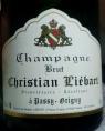 Champagne Christian Liébart Brut