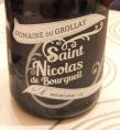 L'annonce Saint-Nicolas de Bourgueil