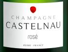 Champagne Castelnau Brut Rosé