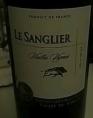 Le Sanglier Vieilles Vignes