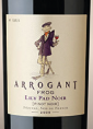 Arrogant Frog Lily Pad Pinot Noir